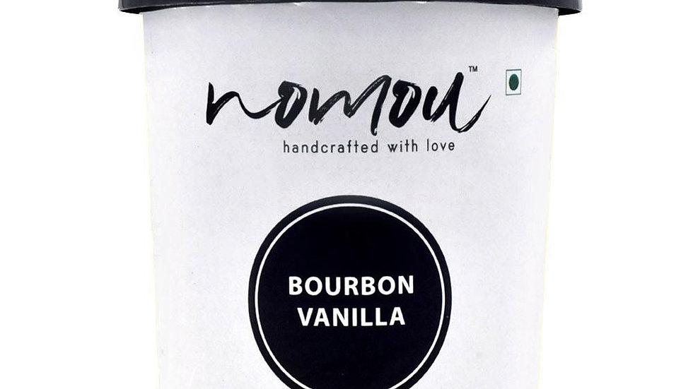 Nomou Bourbon Vanilla Ice Cream