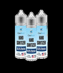 Hand Sanitizer 60 ml Chem Select Bundle.