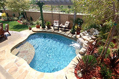 California Pools, swimming pool loans, pool loans, unsecured financing, home equity