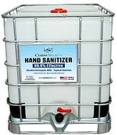 270 Gallon Chem Select Tote Hand Sanitiz