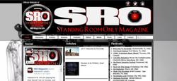 SRO Magazine Website Enter Page