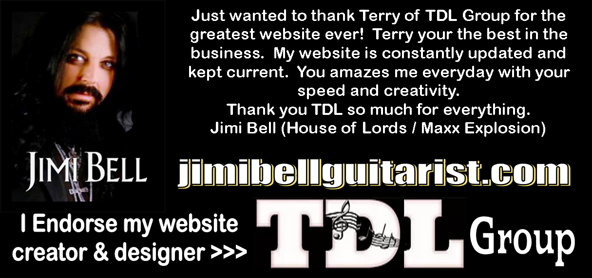 Jimi Bell Endorsee Ad