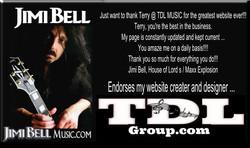 1 JimiBellMusic Endorsee