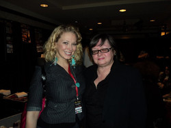 Sima Fisher and TDL at CMW 2011