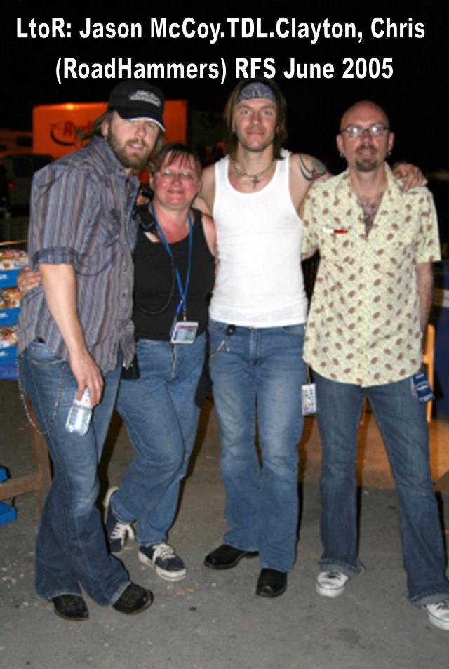 TDL-RoadHammers-june2005