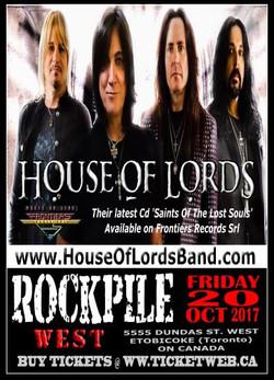 10 Fri20Oct2017 HOL at Rockpile West - Toronto