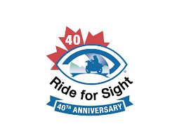 Ride for Sight 2018 - 40 Years