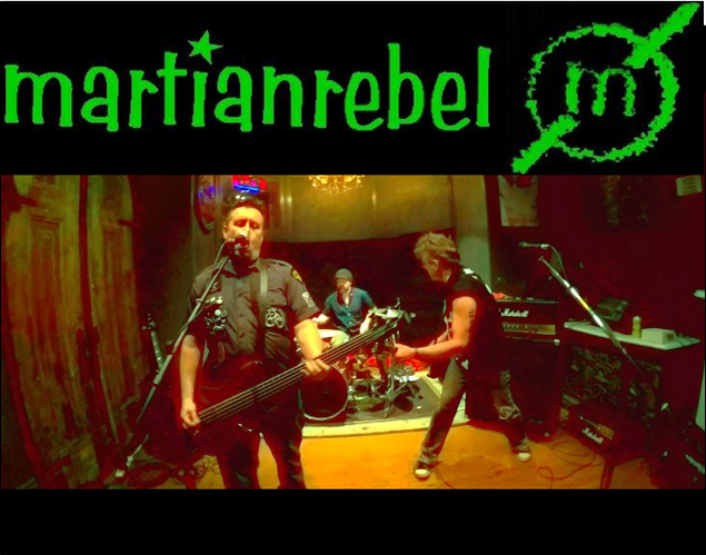 Martian Rebel Band