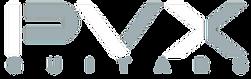 PVX GUitars logo grey white.png
