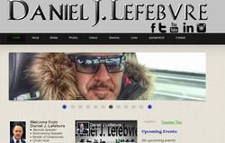 Daniel J. Lefebvre website Webs.com photo1