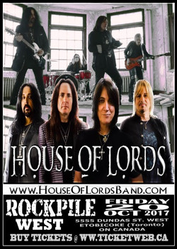 10 Fri20Oct2017 HOL at Rockpile West - Toronto ON