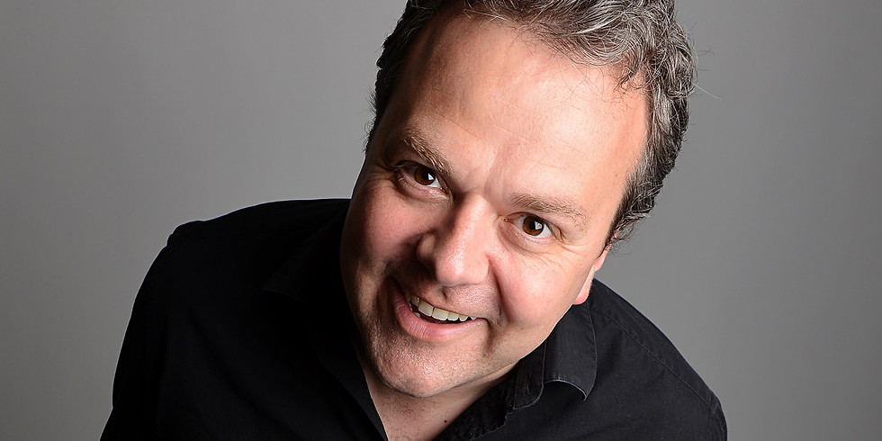 Castle Comedy Presents: Hal Cruttenden