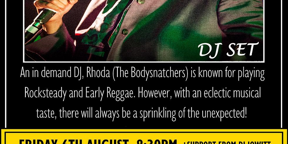 Rhoda Dakar DJ Set