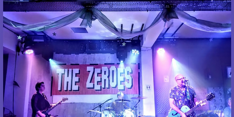 Rocktober Fest with The Zeroes