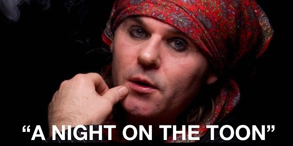 An Audience with Spike from The Quireboys