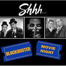 Blockbuster Movie Night