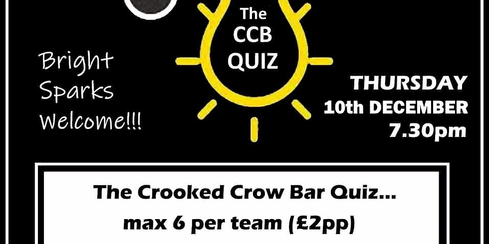 The Crooked Crow Bar Quiz