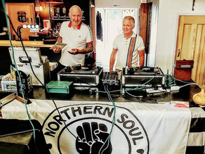 A Catch Up With Our Resident Northern Soul Spinner!
