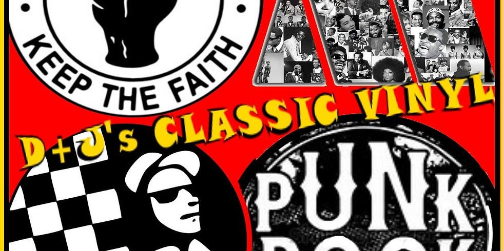 D+J's Classic Vinyl Night