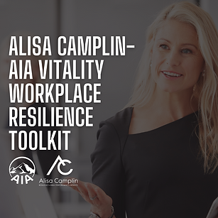 Alisa Camplin - Workplace Resilience Too
