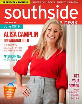 Southside Magazine HK Cover Story June 2