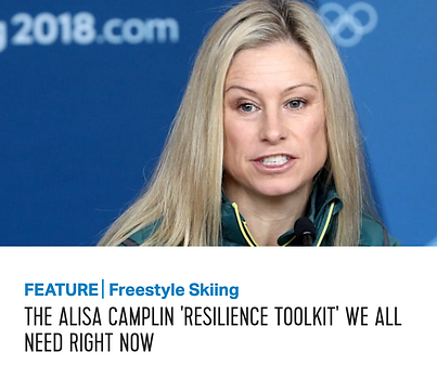 Alisa Camplin - Olympic Channel Feature