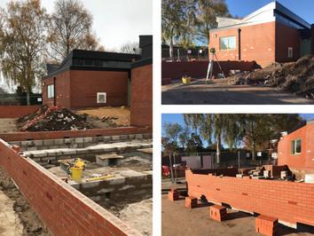 Progress at Hall Orchard C of E Primary School