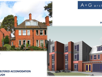 Planning Permission granted for a worthy home...