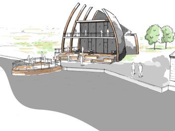 Visitors Centre for the Norfolk Broads