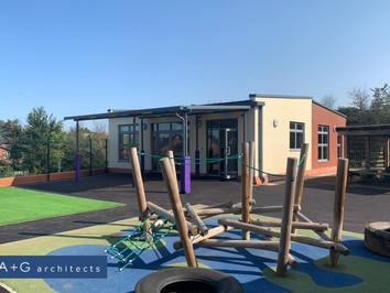 Handover at Rothley C of E Primary Academy