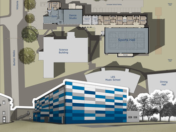 Planning approved for a new sports hall