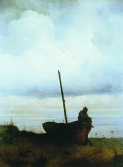 The Sea from the Other Side_Ivan Aivazov