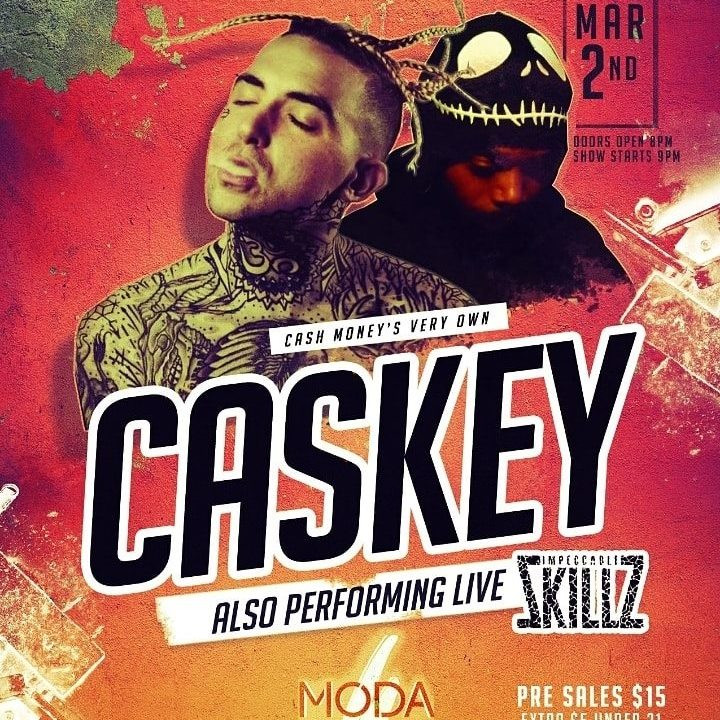 Caskey And Impeccable Skillz Live