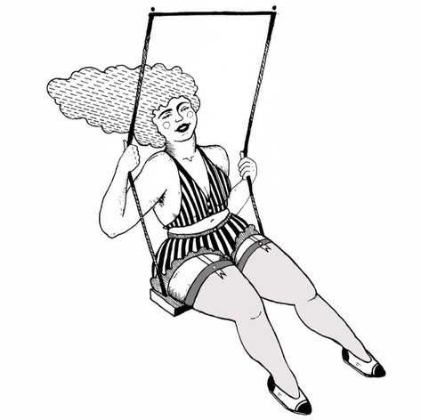 Swingin Pin-Up