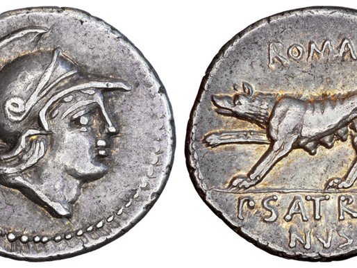 Publius Satrienus and the She-Wolf Mother of Rome