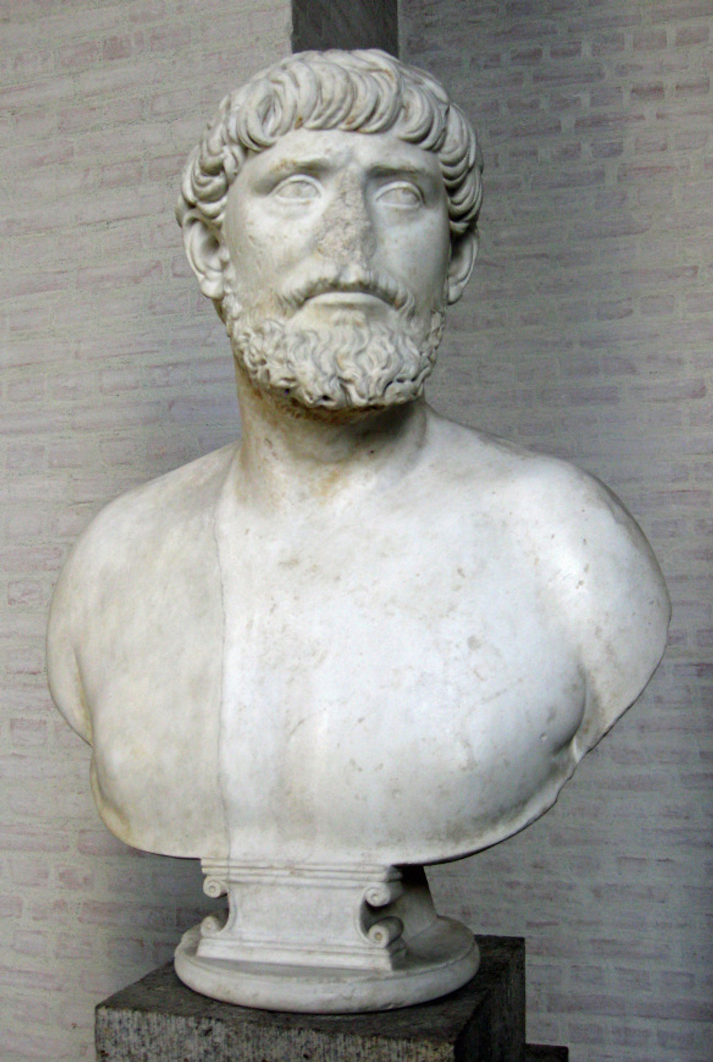 Apollodorus of Damascus, Munich Glyptothek