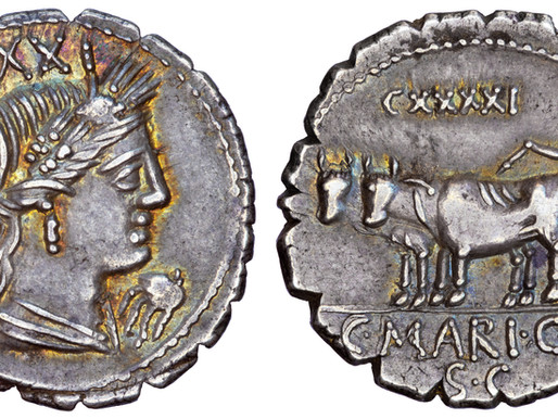 Founded in Blood: A Revealing Denarius from the Dictatorship of Sulla (81 BC)