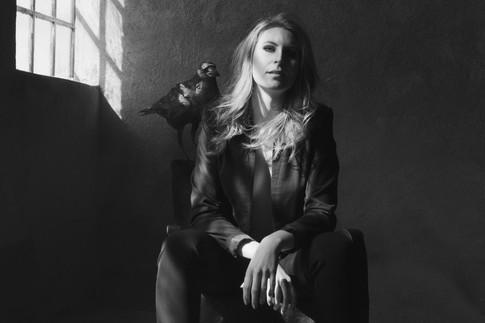Magikern Caroline Ravn 2017. Foto: Addmotion