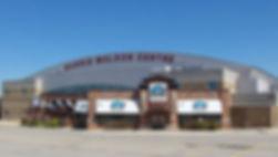 Barre Molson Centre
