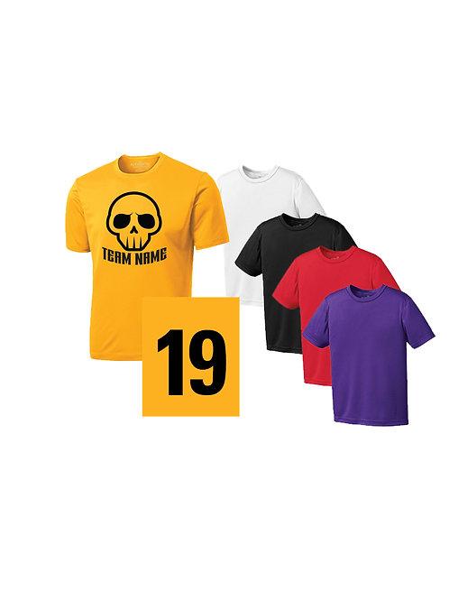 Custom Jerseys - Various Colours (No Last Name)