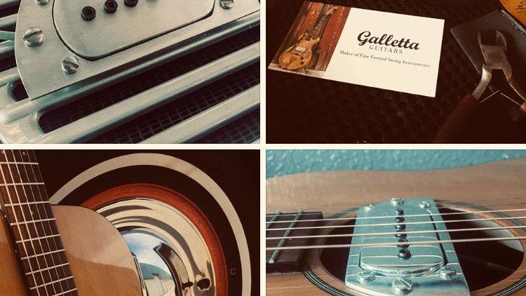 California Custom Acoustic Guitar Pickup