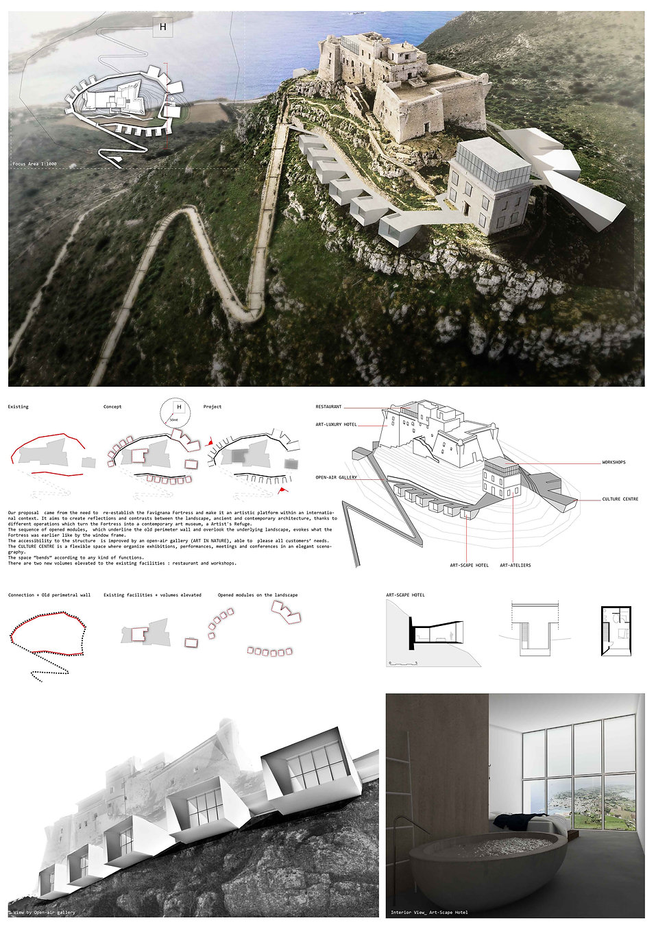 YAC's Art Prison competition  GradoZero_studio
