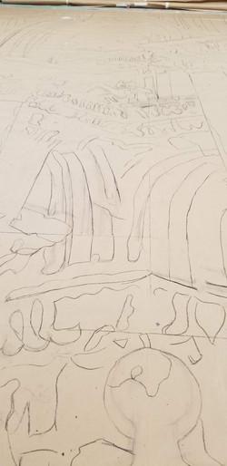 Ballet Idaho - Nutcracker - Drawing