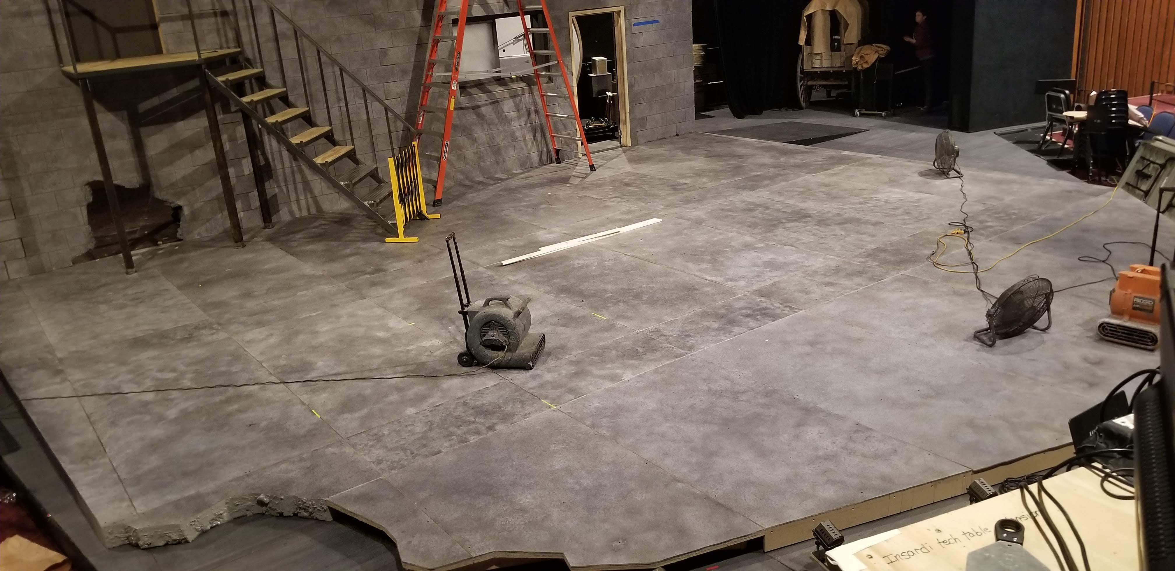 Concrete Rep Set