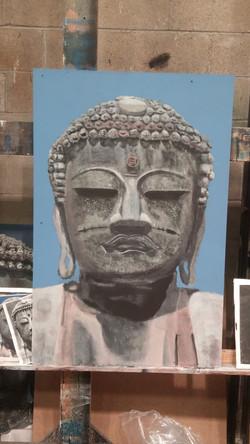 Buddha Copy Project (Final Image)