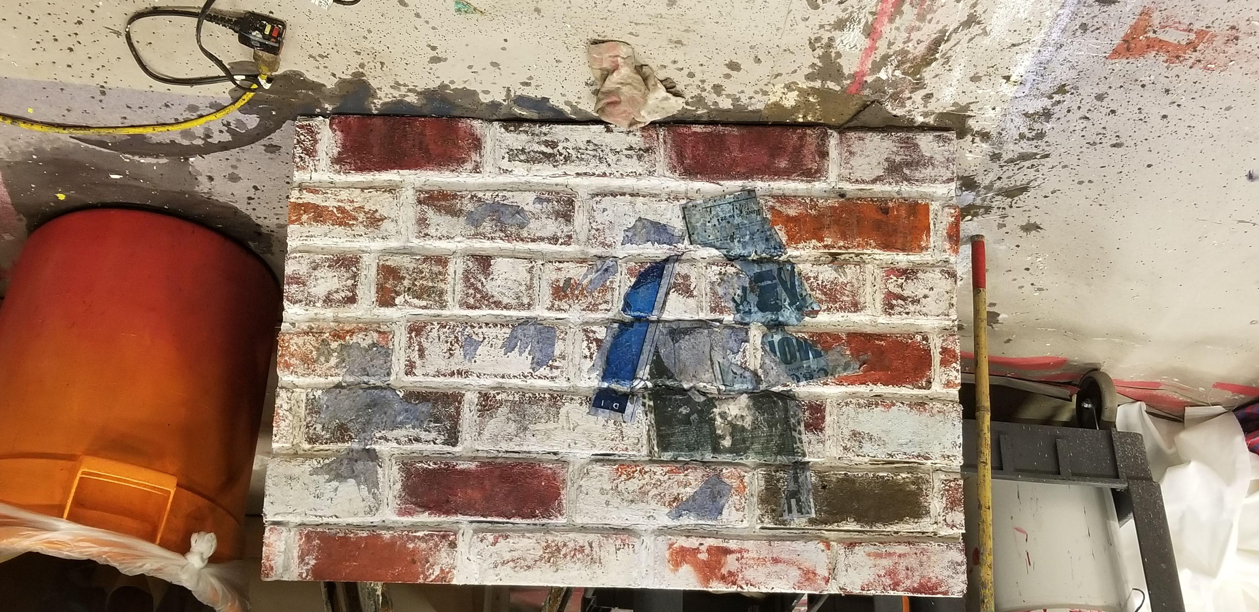 Dimensional Bricks Sample
