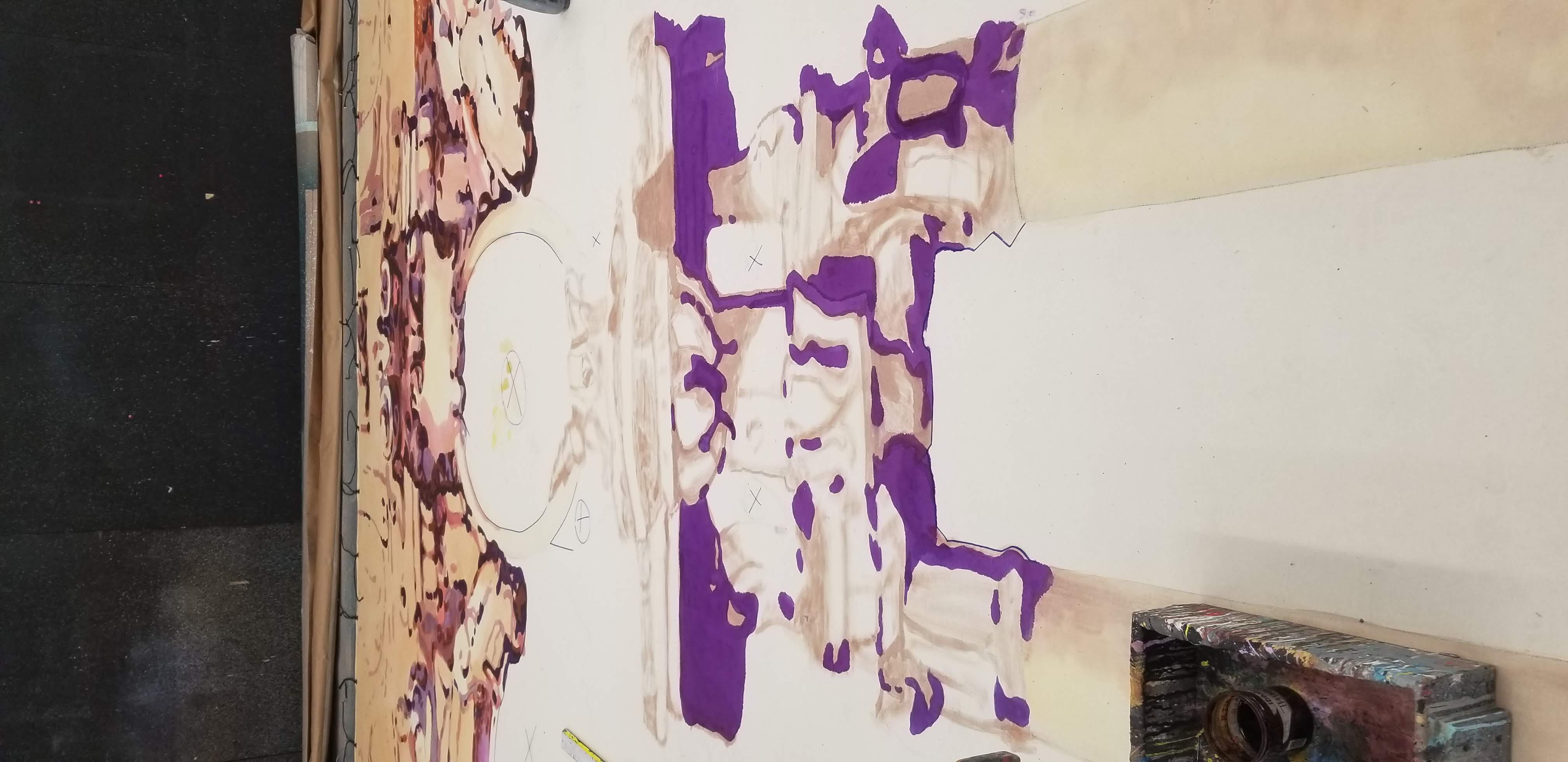 Ballet Idaho - Nutcracker - Linework