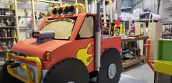 Blippi Live Truck