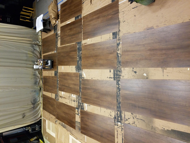Nora - Wood Floor