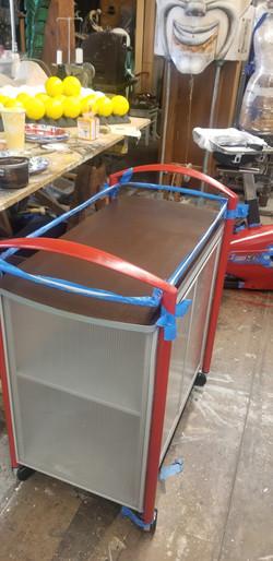 Drinks Cart - Mrs. Doubtfire